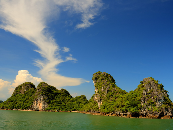 halong bay cruise tour package 5 days