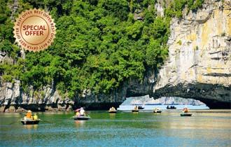 Cruis Halong Bay 2 Days