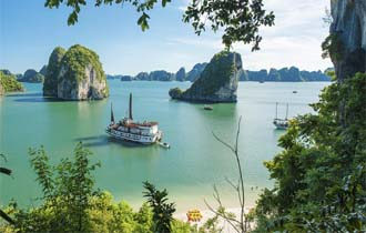Halong Bay 5 Days Cruises