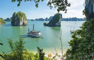 Halong Bay 5 Days Cruises