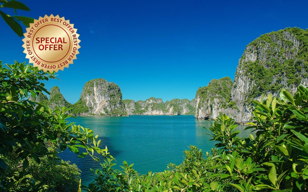 Luxury Halong Bay Cruise Vietnam 3 Days