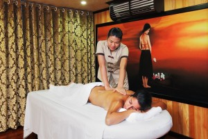 starlight halong cruises provides massage service on halong bay cruises