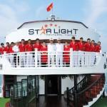 staff of starlight halong cruises