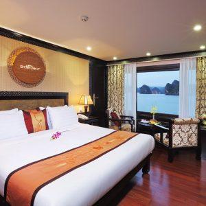 double cabin in starlight cruise halong bay