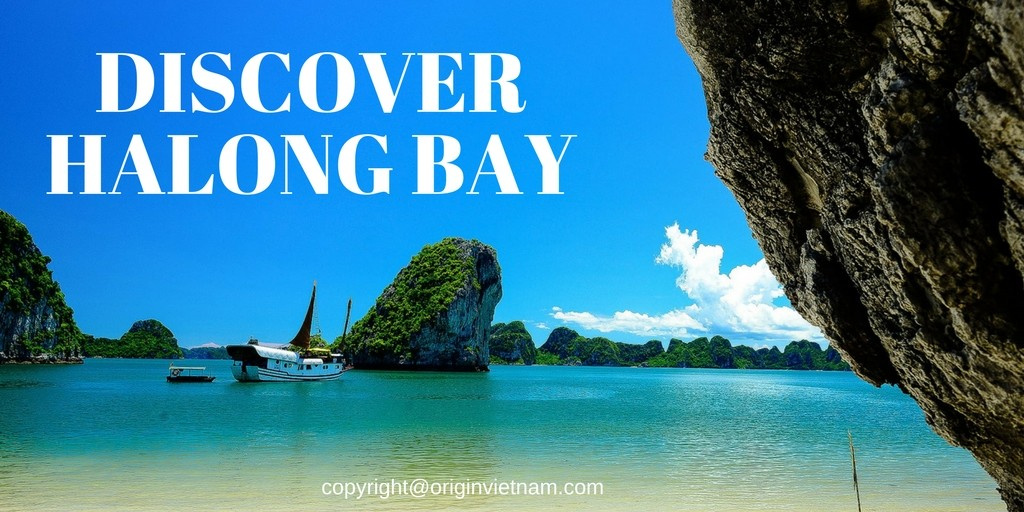 Traveling in Halong bay