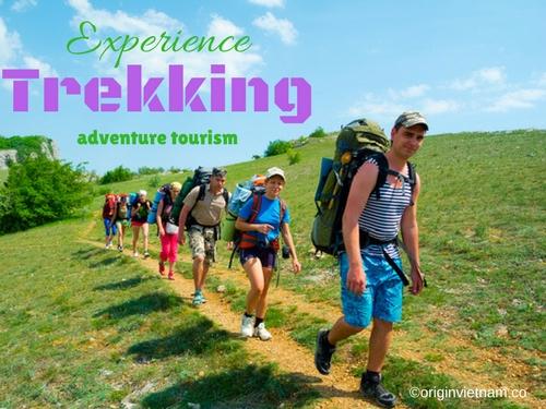 Experience Trekking adventure tourism