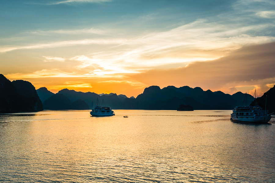 Itinerary Halong Bay 3 days 2 nights