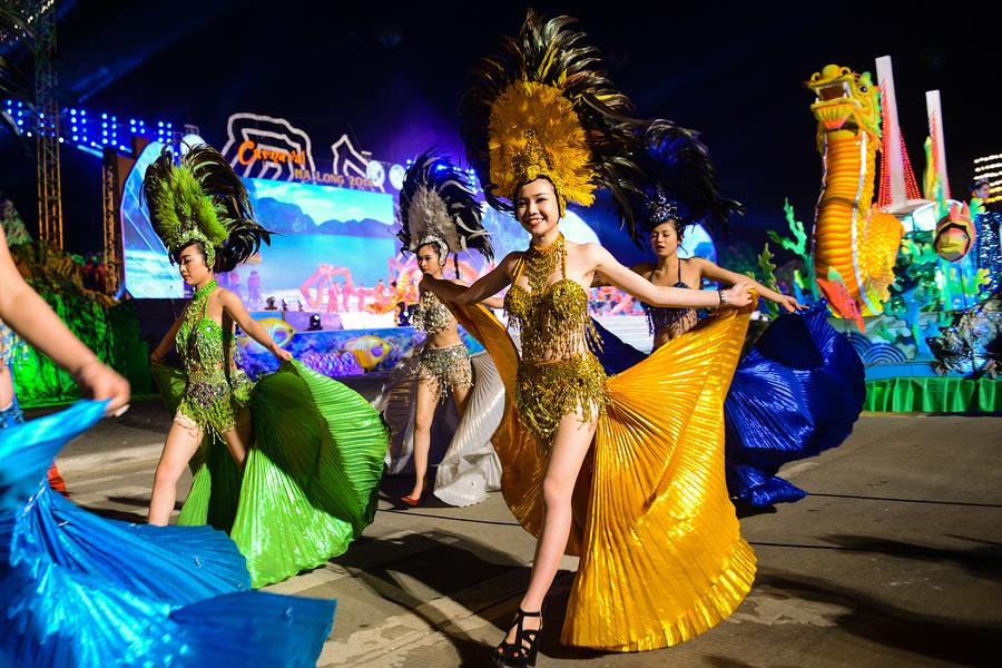 Halong Carnaval Festival